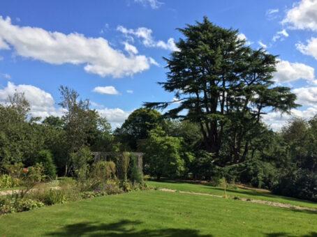 Hartsheath garden