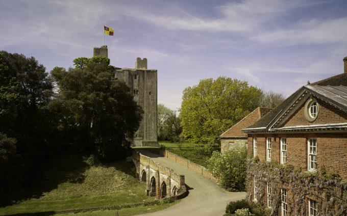 Hedingham Castle in Essex