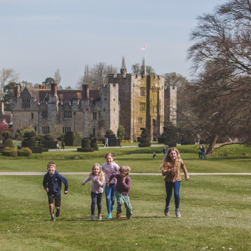 Hever Castle is the perfect family day out in Kent