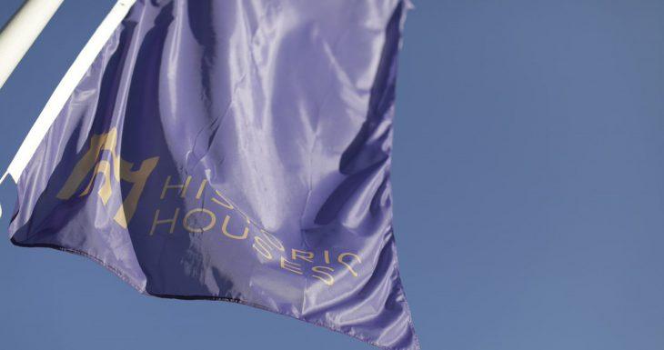 Historic Houses flag