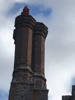 Hindringham Hall Chimney