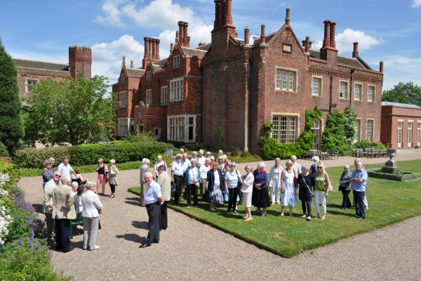 Hodsock Priory open for visitors