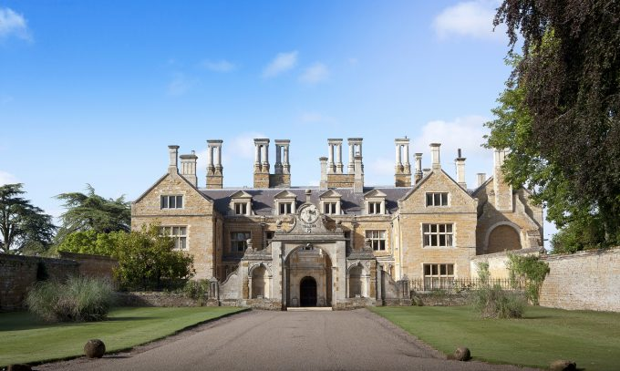 Holdenby House in Northampton