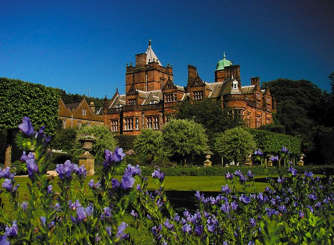 Holker Hall in Cumbria