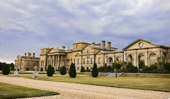 Holkham Hall in Norfolk