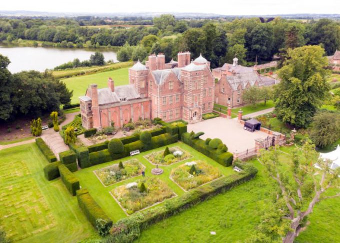 Kiplin Hall and Gardens in North Yorkshire