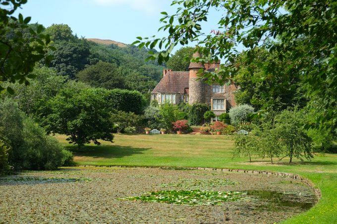 Little Malvern Court in Worcestershire