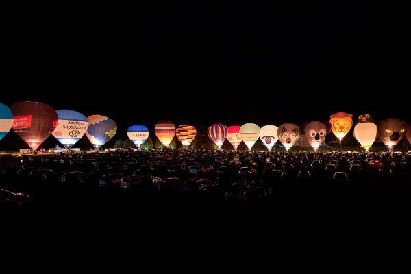 Longleat Hot Air Baloons
