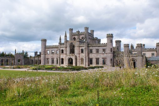 Lowther Castle in Cumbria