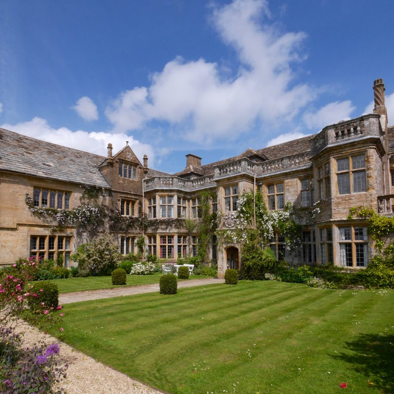 Mapperton House historic country estate
