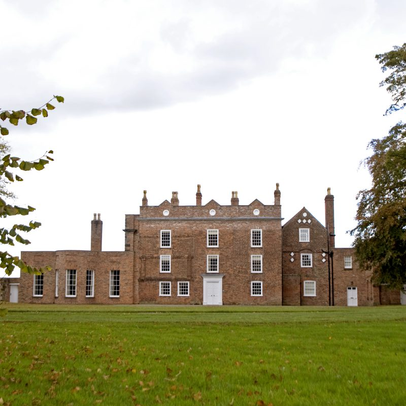 Meols Hall in Merseyside