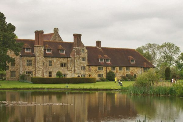 Michelham Priory in Upper Dicker