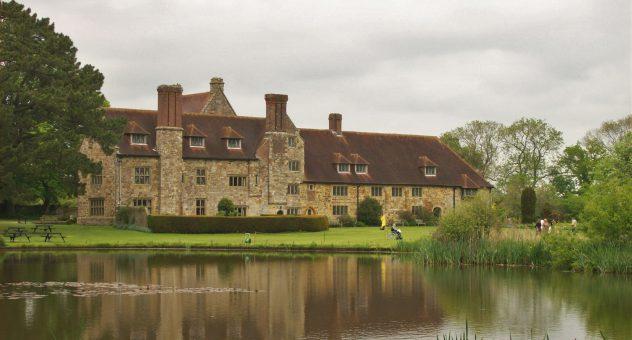 Michelham Priory in Upper Dicker