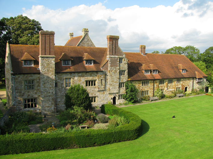 Michelham Priory historic house