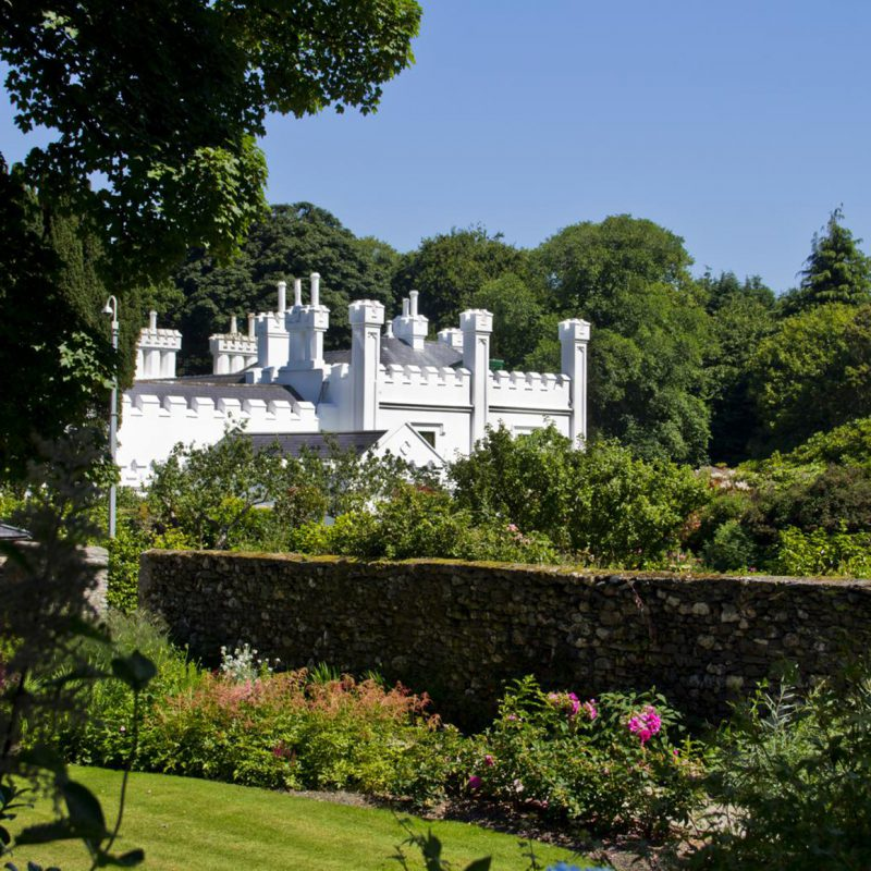 Milntown on the Isle of Man