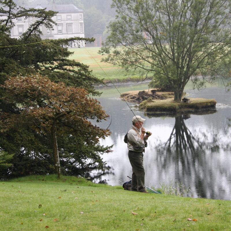 Montalto Estate fishing