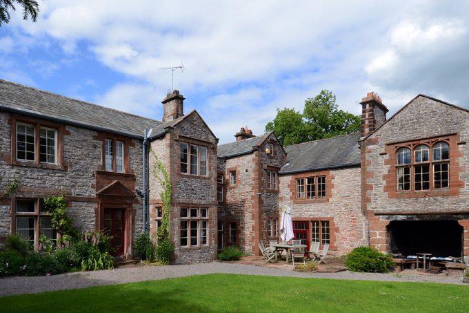 Morland House in Cumbria