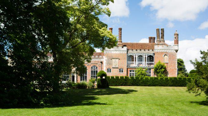 Nether Winchendon House in Buckinghamshire