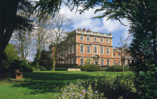 Newby Hall was the film location for The Little Stranger