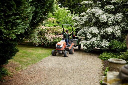 Newby Hall employment gardening