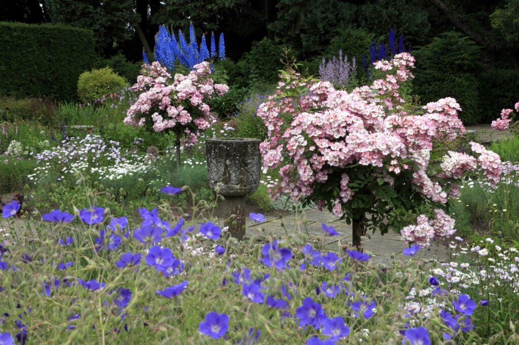 Newby Hall's beautiful historic gardens