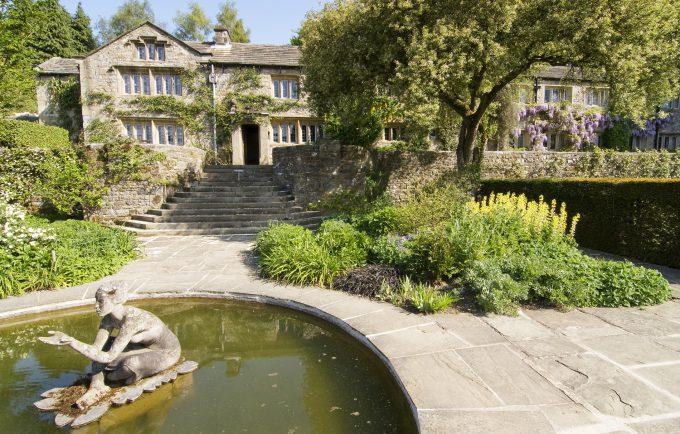 Parcevall Hall Gardens, North Yorkshire