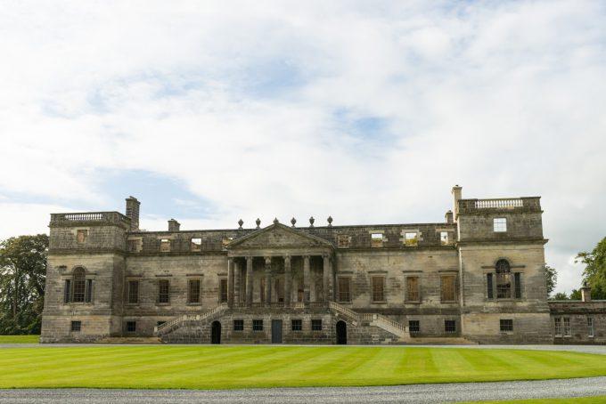 Penicuik House in Midlothian