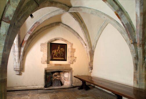 Penshurst Place Crypt
