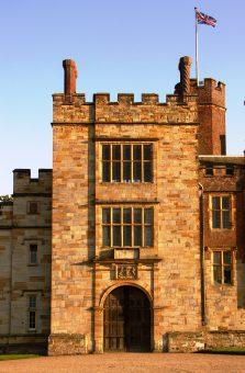 Penshurst Place Tudor house in Kent