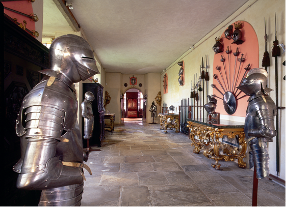 Penshurst Place Nether Gallery