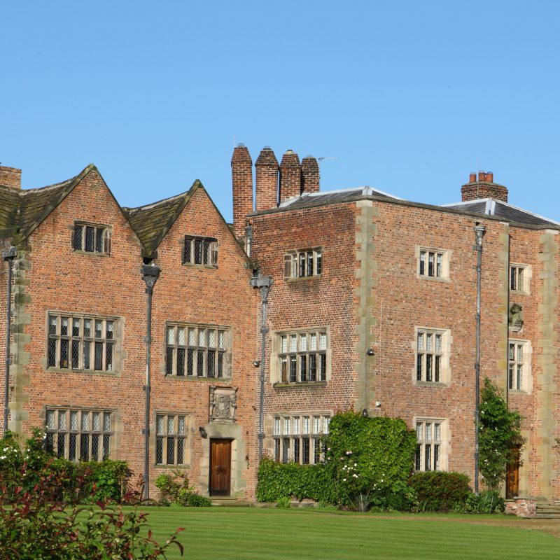 Peover Hall in Cheshire