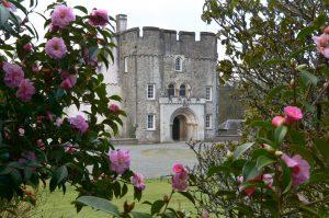 Picton Castle in Wales