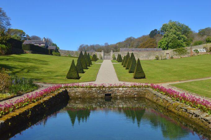 Plas Cadnant Hidden Gardens in Wales