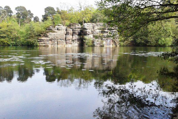 Plumpton Rocks in North Yorkshire
