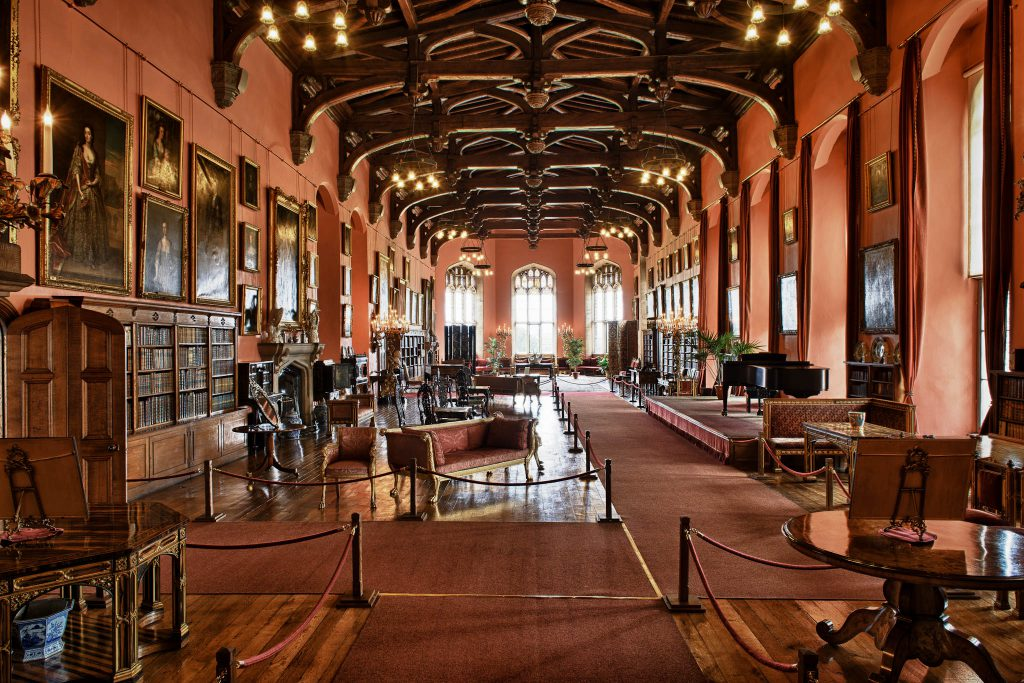 Raby Castle Great Hall