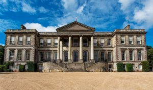 Ragley Hall in Warwickshire