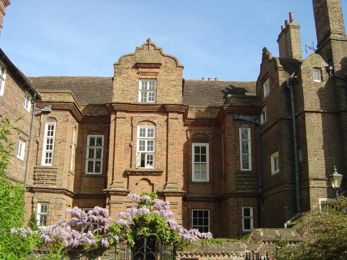 Restoration House in Kent
