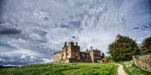 Ripley Castle in North Yorkshire