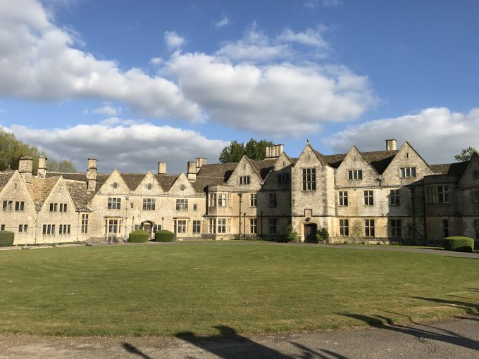 Rodmarton Manor in Gloucestershire