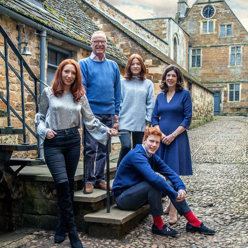 Saunders Watson family Rockingham