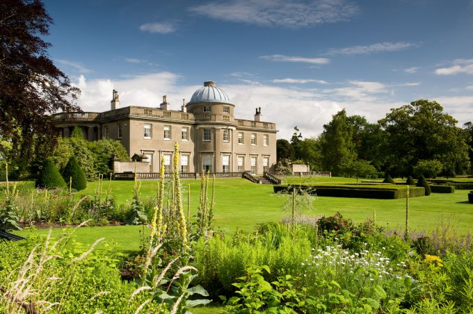 Scampston Hall in North Yorkshire