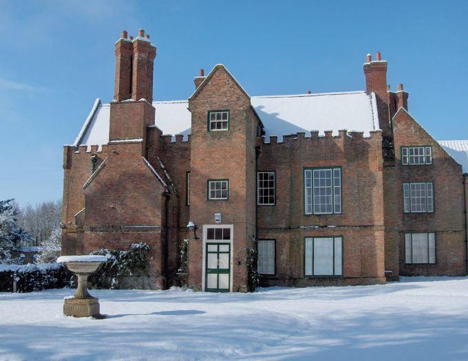 Scawby Hall in North Lincolnshire