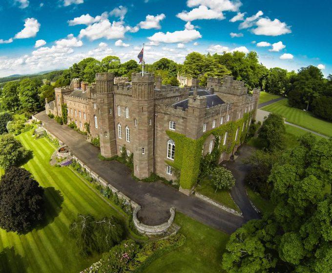 Scone Palace hero photo in Scotland