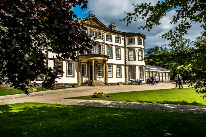 Sewerby Hall in Yorkshire