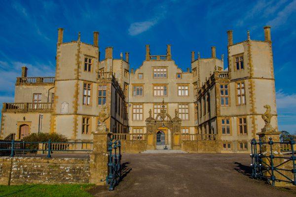 Sherborne Castle in Dorset