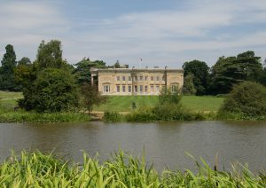 Spetchley Park in Worcestershire