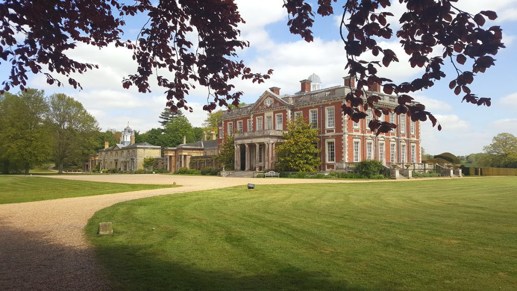 Stansted Park in Hampshire
