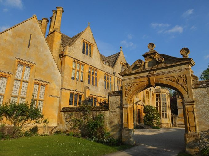 Stanway House in Gloucestershire