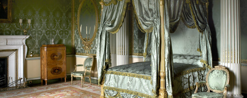 State Bedroom credit Paul Barker and Harewood House Trust