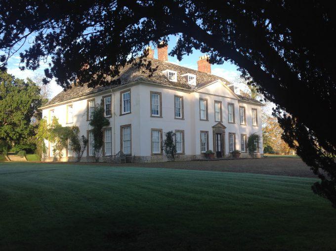 Stock Gaylard House in Dorset